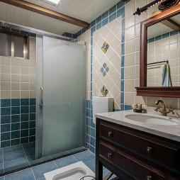 重彩美式衛浴設計