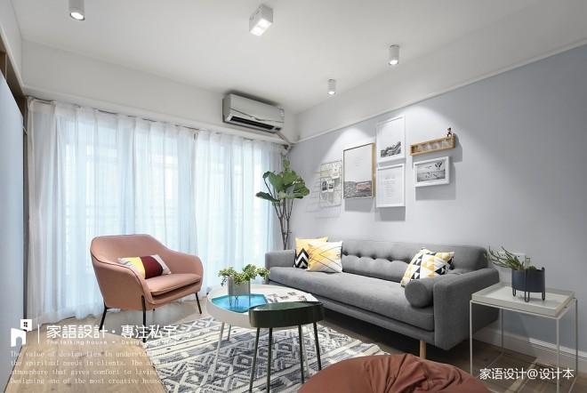 混搭三居客厅背景画设计