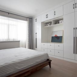 北欧卧室衣柜设计
