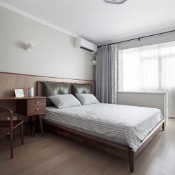 北欧卧室主卧室设计图片