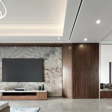水湾1979高层豪宅客厅设计