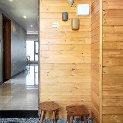 高级现代玄关设计