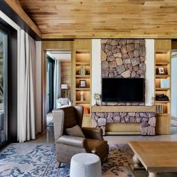石梅湾威斯汀度假酒店别墅设计
