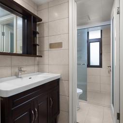 南山美式卫浴设计