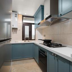 南山美式廚房設計