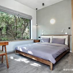 浮闲民宿卧室设计图