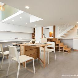 loft风小户型餐厅设计