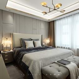 枫·度中式卧室设计
