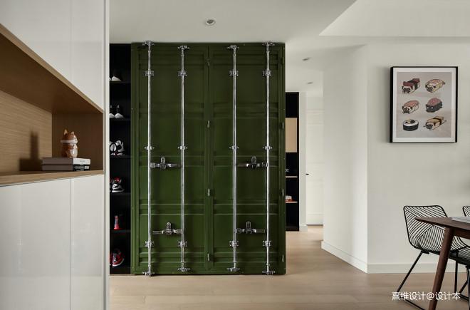《头号**》集装箱式柜门——设计不必