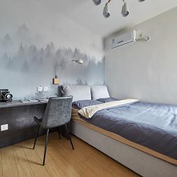 淡雅现代卧室设计