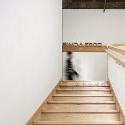 Filter Cafe咖啡厅楼梯设计
