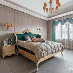 优雅法式卧室设计