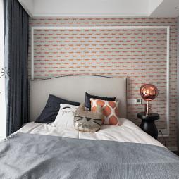 140㎡混搭卧室设计图片
