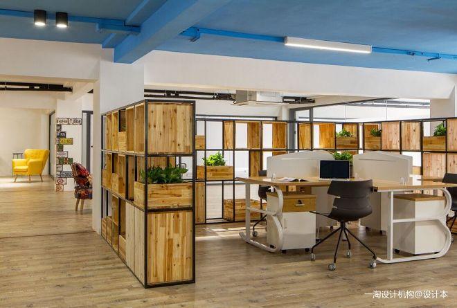 文化创意园众创空间设计图