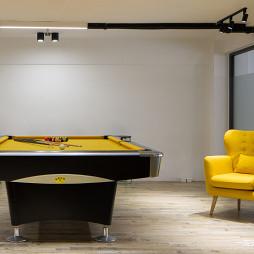 文化创意园众创空间休闲区设计