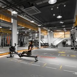 私人订制健身体工作室设计图