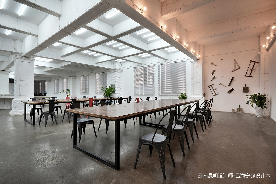 云南昆明优秀办公室设计