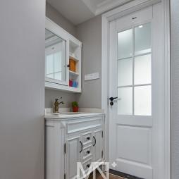 永恒美式卫浴洗手台设计