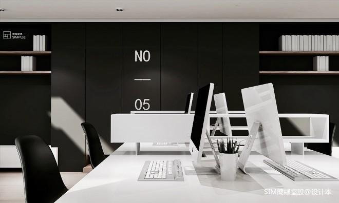 Office Plan—SIM簡線建
