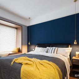 大平层现代卧室设计