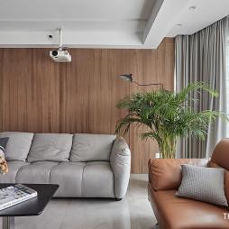 台式简约客厅设计图