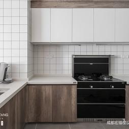 日式混搭厨房设计图片