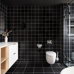 130㎡现代卫浴设计