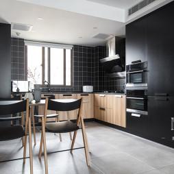 130㎡现代厨房设计
