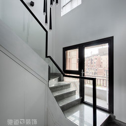 现代简约楼梯设计图片