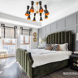 精致现代主卧室设计