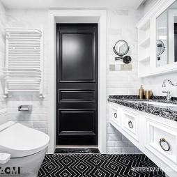 精致现代卫浴图片