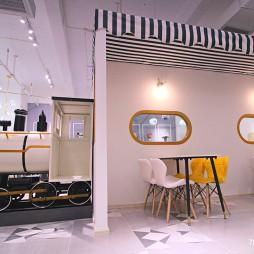 喃咪泰餐厅火车头餐厅内部图