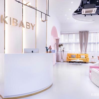SUKIBABY兒童攝影空間前臺設計