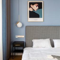 精致浪漫北欧卧室吊灯图