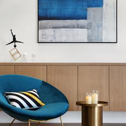 质感现代休闲区设计图
