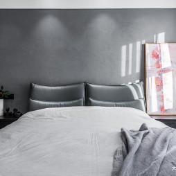 精简风主卧室设计图片