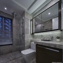 精致法式卫浴设计图片