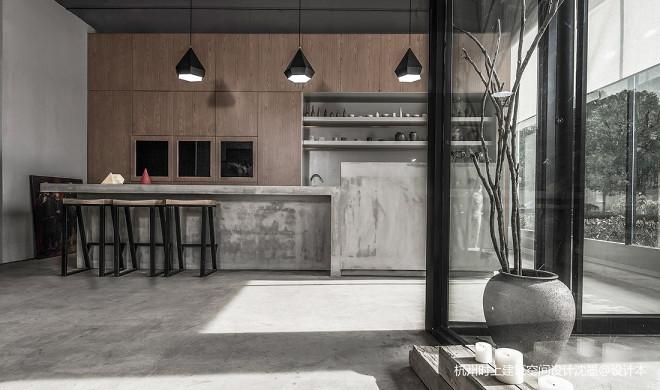 大象艺术馆吧台设计