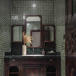 北京觅舍酒店洗手台设计图