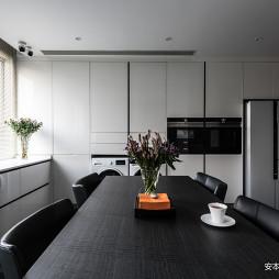 《慕慕的家》现代厨房设计图