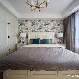 装修卧室背景墙软包图片