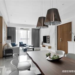 简致现代客厅设计