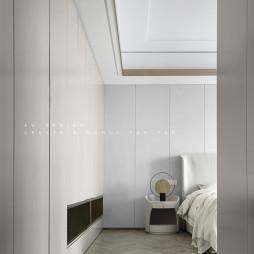 精简现代卧室设计