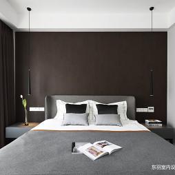 高规格现代主卧室设计图