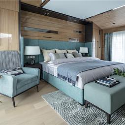 质感现代次卧室设计