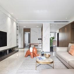 禅意中式客厅设计图片