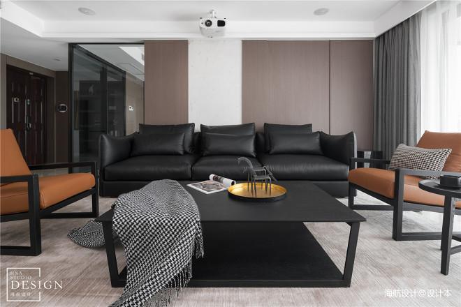 时尚现代风客厅沙发图片