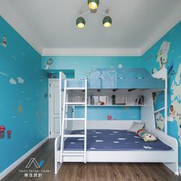 《Better Man》美式儿童房设计图
