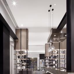 惠州中洲理想仓销售中心前台设计