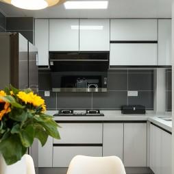 80后北欧风厨房设计